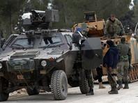 Турецкие военные также пытаются продвинуться вперед на юго-западном направлении