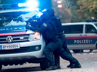 В столице Австрии задержали два десятка выходцев из Чечни с оружием