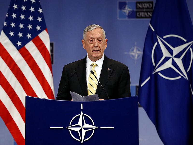 У Пентагона практически нет сомнений в том, что российские власти вмешиваются в выборные процессы в других странах. Об этом объявил новый министр обороны США Джеймс Мэттис, выступая выступая на министерской встрече стран НАТО в столице Бельгии