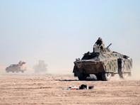 Сирийские повстанцы сообщили о начале нового наступления на Ракку