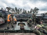 """В январе Германия разместила своих военных в Литве """"для символической защиты от возможных российских агрессоров"""""""