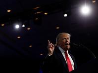 """Президент США Дональд Трамп пообещал обеспечить """"наращивание военной мощи, которое станет одним из крупнейших"""" в истории Соединенных Штатов"""