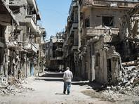 FT: Россия просит мировые державы профинансировать восстановление Сирии