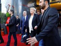 Марин Ле Пен, Бейрут, 21 февраля 2017 года
