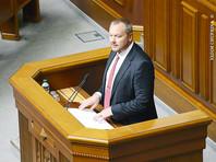 Украинского депутата хотят выгнать из Рады за план по снятию санкций с России