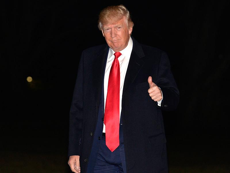 Более половины американцев не одобряют деятельность Трампа на посту президента
