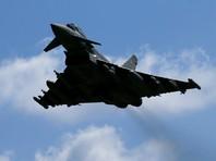 Великобритания по тревоге подняла в воздух истребители для сопровождения российских Ту-160