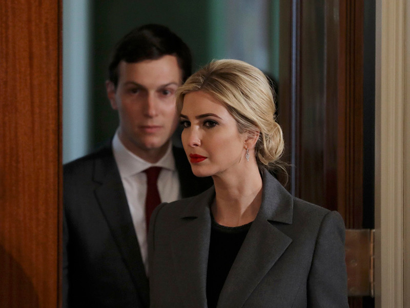Старшая дочь Дональда Трампа Иванка и ее муж Джаред Кушнер убедили президента США отказаться от обещания выйти из Парижского соглашения по климату