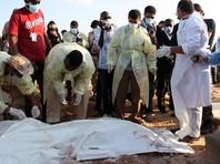 В Ираке найдено крупнейшее массовое захоронение убитых ИГ: там около 4000 тел