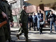 В Донбассе объявлен режим прекращения огня