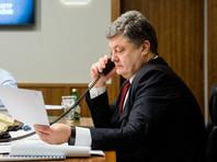 Киев рассказал о безрезультатных переговорах Порошенко и Путина по поводу обострения в Донбассе