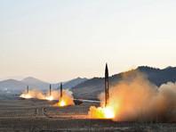 Напомним, 6 марта КНДР провела запуск четырех баллистических ракет. Испытания вызвали возмущенную реакцию в Японии и Южной Корее. Ракеты были запущены с полигона Тончханни в провинции Пхенан-Пукто на западном побережье КНДР