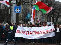 Правозащитники сообщили о задержании в Белоруссии 17 подозреваемых в подготовке массовых беспорядков
