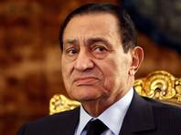 В Египте вышел на свободу бывший президент страны Хосни Мубарак