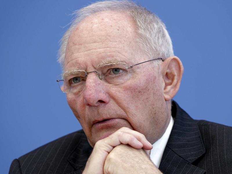 Министру финансов ФРГ прислали бомбу от имени греческого оппозиционера