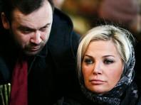 """""""Дождь"""" сообщает, что Пономарев у могилы пообещал отомстить за смерть Вороненкова. Максакова поблагодарила Украину за то, что она приняла их с мужем"""
