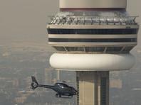 Телебашня CN Tower в Торонто