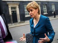 Премьер-министр Шотландии хочет провести второй референдум о независимости осенью 2018 года
