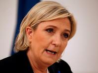Марин Ле Пен предупредила об угрозе холодной войны с Россией для Европы