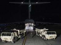Соединенные Штаты начали размещать комплексы THAAD в Южной Корее