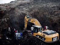Число жертв оползня на мусорной свалке в Эфиопии возросло до 115