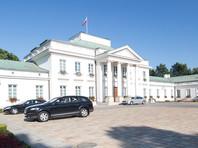В Варшаве задержали гражданина Латвии, который в компании двух россиянок запускал беспилотник над дворцом президента Польши