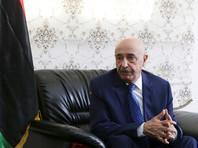 Спикер парламента Ливии заявил, что Россия согласилась помочь армии Хафтара в борьбе с террористами