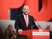 Мартин Шульц официально стал кандидатом в канцлеры Германии и соперником Меркель