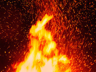 В Никарагуа священник  сжег на костре 25-летнюю девушку, изгоняя из нее демонов