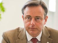 Мэр Антверпена Барт де Вевер заявил о предотвращении возможного теракта