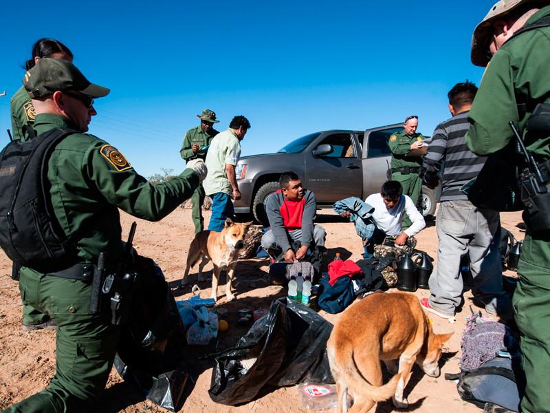Более 60 офицеров полиции выступили против плана Трампа по борьбе с нелегальной миграцией