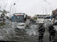 Число жертв двойного теракта в столице Сирии Дамаске, который произошел 11 марта, увеличилось до 74