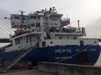В Ливии задержано российское судно с семью членами экипажа