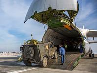 Российские саперы отправились в Сирию для повторного разминирования Пальмиры