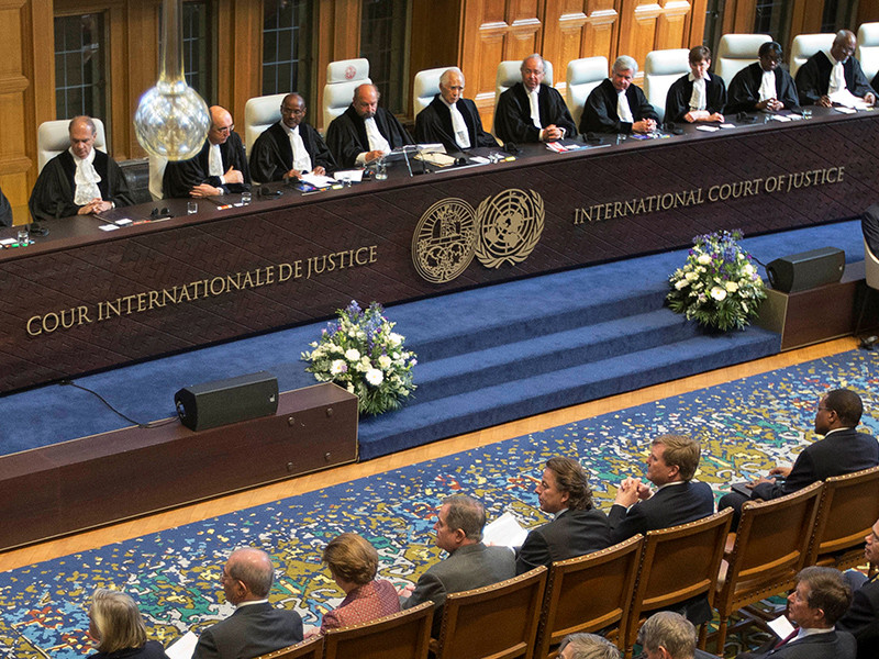 Международный суд ООН в Гааге приступил к слушаниям по иску Украины против России