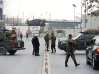 В Кабуле на территории госпиталя недалеко от посольства США  прогремел мощный взрыв