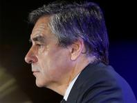 Глава предвыборного штаба Фийона отказался поддерживать своего кандидата