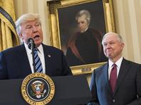 "Трамп назвал ""охотой на ведьм"" критику в адрес генпрокурора США Джеффа Сешнса"