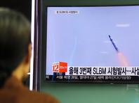 Япония, США и Южная Корея сообщили о неудачном ракетном пуске в КНДР