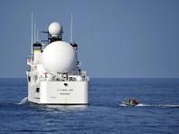 В Ормузском проливе опасно сблизились военные корабли США и Ирана