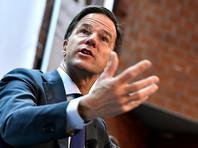 Премьер-министр Нидерландов Марк Рютте  Подробнее: http://www.newsru.com/world/12mar2017/rutte.html
