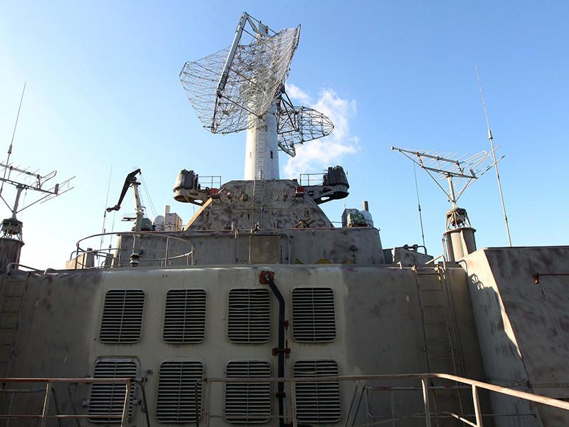 """Порошенко распорядился продать ракетный крейсер """"Украина"""""""