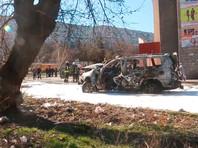 В Мариуполе взорвался автомобиль с полковником СБУ, он погиб (ФОТО, ВИДЕО)