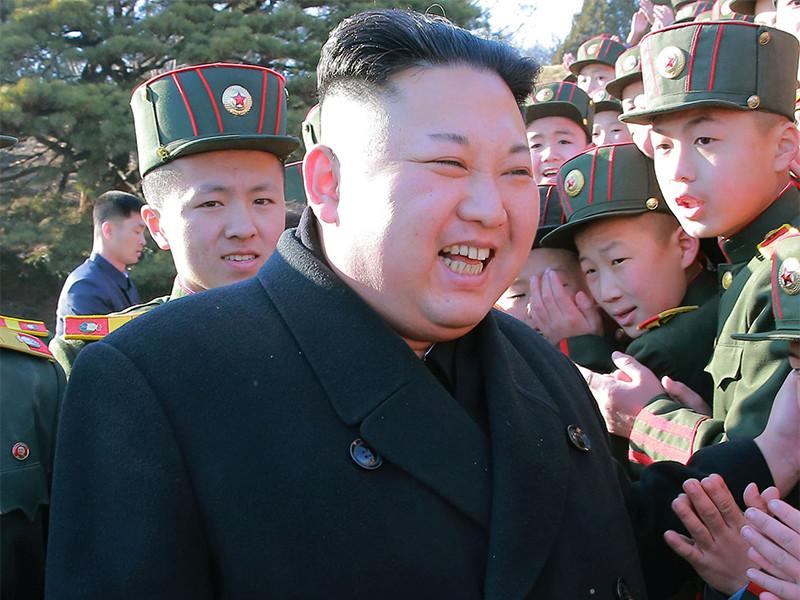 Северная Корея провела новый ракетный запуск