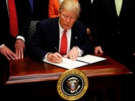 Трамп подписал вторую версию президентского иммиграционного указа: въезд в США будет запрещен гражданам шести стран