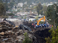 Эфиопские спасатели продолжают разбор завалов на месте схода оползня на мусорной свалке в столице страны Аддис-Абебе. В минувший четверг, 9 марта, из-под завалов были извлечены тела еще двух человек