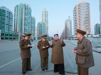 """Северная Корея провела """"исторические"""" испытания нового ракетного двигателя"""