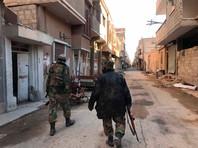 Российские военные сообщили о присоединении к соглашению о перемирии   очередного  населенного пункта в Сирии