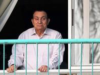 Бывший президент Египта Хосни Мубарак впервые после шести лет заключения свободно прогулялся вокруг дома