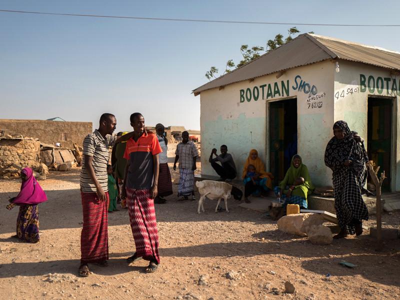 По оценкам ООН, около 5 миллионов жителей Африканского Рога нуждаются в помощи на фоне разворачивающегося голода